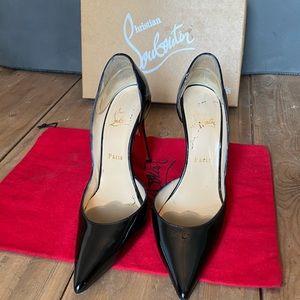 Christian Louboutin Iriza Heels, Size 38